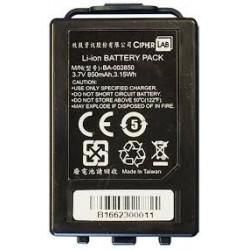 Batterie pour le Cipherlab...
