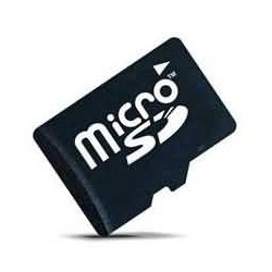 Carte Micro SD 4GB pour...