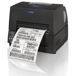 Citizen CL-S6621 Imprimante Etiquette Noir et Blanc