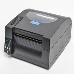 Citizen CL-S521 Imprimante Etiquettes code barre logo texte