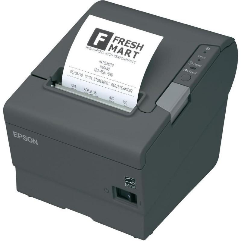 Epson TM-T88VI Imprimante Ticket de Caisse Thermique