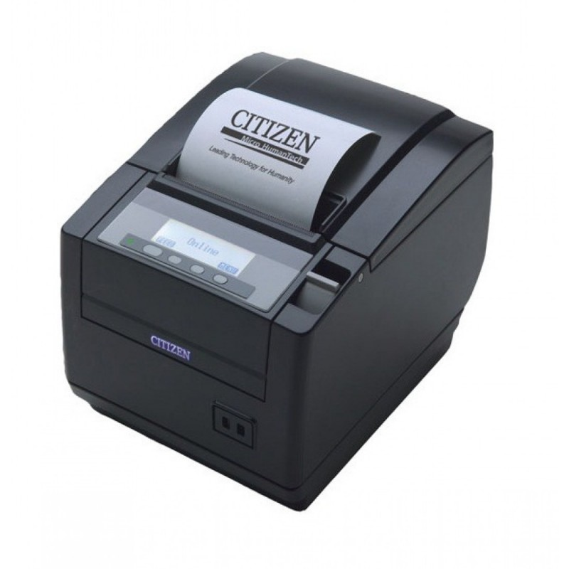 CITIZEN CT-S801 Imprimante Ticket de Caisse
