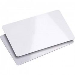 Carte PVC Blanche RFID Mifare 13.56 MHz