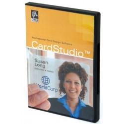 Logiciel  CardStudio pour réaliser les Badges  sur imprimantes ZEBRA