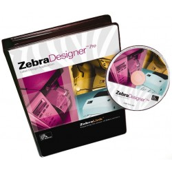 Logiciel d'Impression d'Etiquettes Zebra Designer Pro