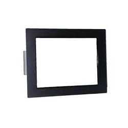 Fixation pour écran tactile Elo Bezel stainless steel Noir