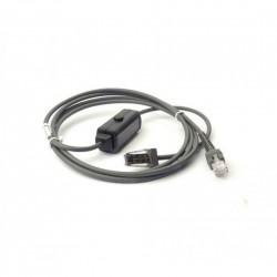 Cable pour Datalogic D110 370 STRAIGHT RS485 IBM 46XX PORT 9B 90A051420