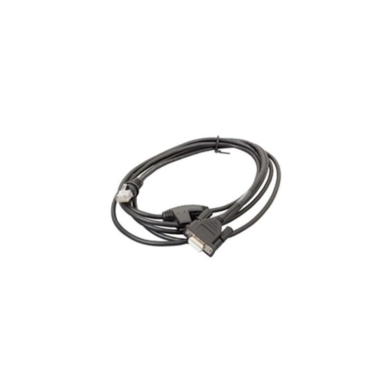 Câble RS232 pour Lecteur Code Barre Honeywell Quantum T 3580