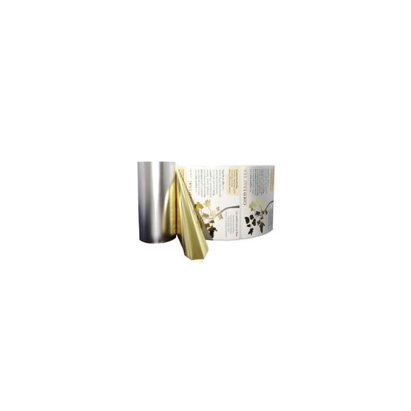 Ruban transparent 210 mm pour imprimante transfert thermique