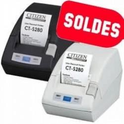 Imprimante Ticket Citizen CTS280 Série RS232