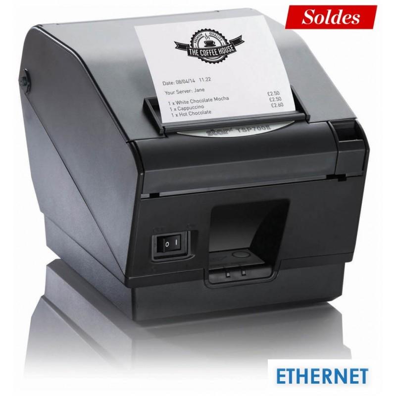 STAR TSP700II Imprimante thermique ticket étiquette et code barre