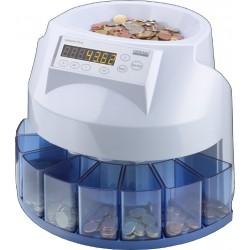 Trieuse - Compteuse Professionnelle de pièces de monnaie Ratiotec CS50