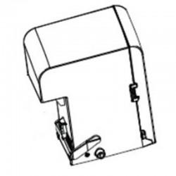Chargeur de cartes PVC avec clé pour imprimante ZEBRA ZXP9