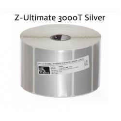 38x 19 mm Etiquette Zebra  Z-Ultimate 3000T, rouleau d'étiquettes, synthétique