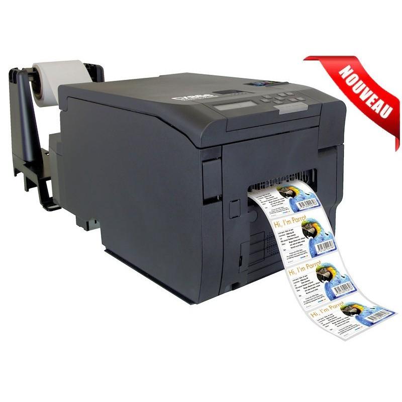 DTM CX86e Imprimante étiquettes couleur