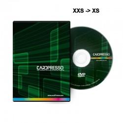 Upgrade Cardpresso XXS vers XS