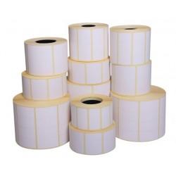 76 x 76 Etiquettes papier...