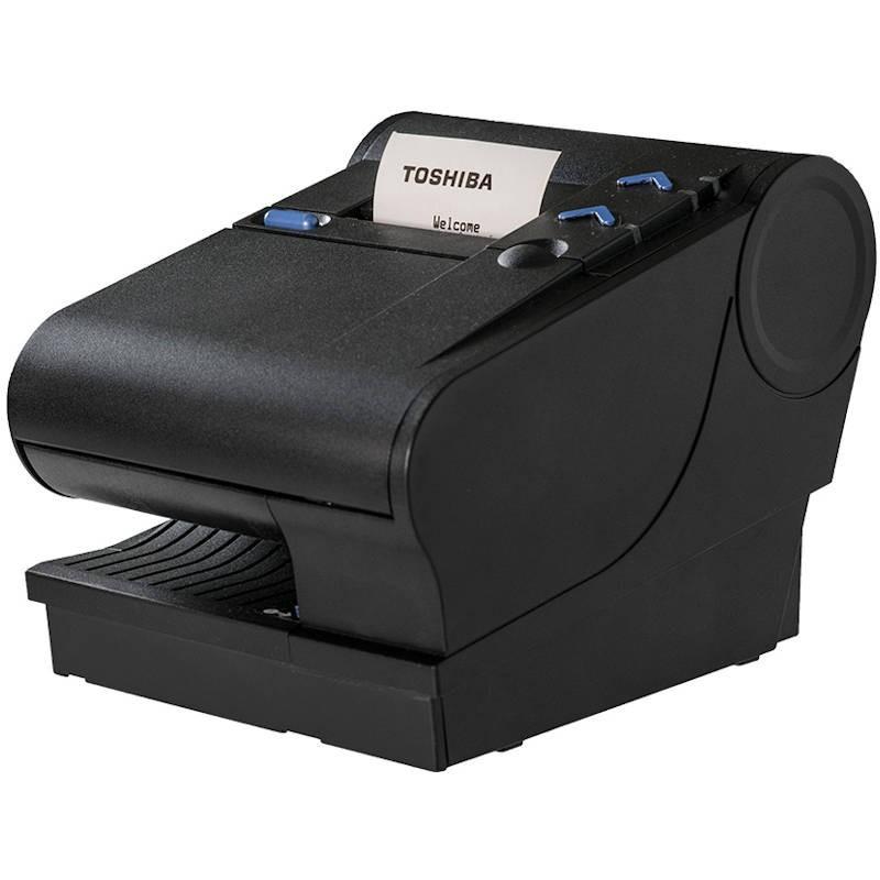 Imprimante ticket matricielle Toshiba 2TN