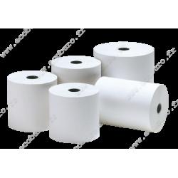 Rouleaux papier thermique largeur: 57mm longeur: 14m
