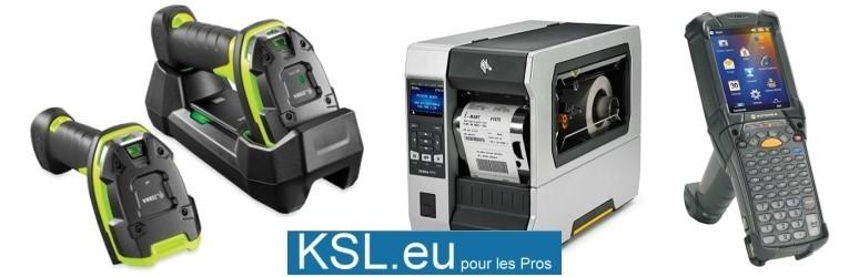 Matériel informatique spécifique aux points de vente, à la logistique
