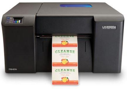 Imprimant étiquette couleur