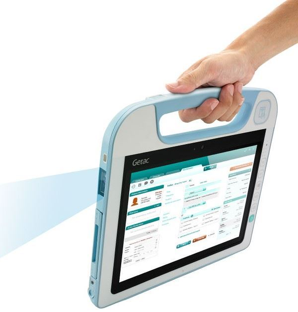 Tablette code barre professionnelle